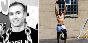 Crossfit coach, Jeff Bavisotto