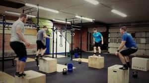 boys box jump