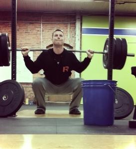 chris squat