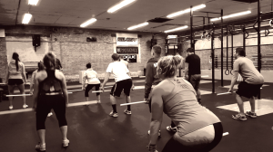 CrossFit Lessons before WOD