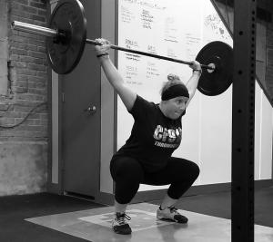 Crossfit squat snatch
