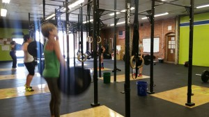 Barbell cleans